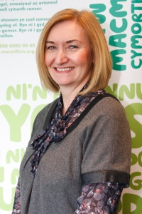 Photograph of Susan Morris - Head of Services , Wales - Macmillan Cancer Support