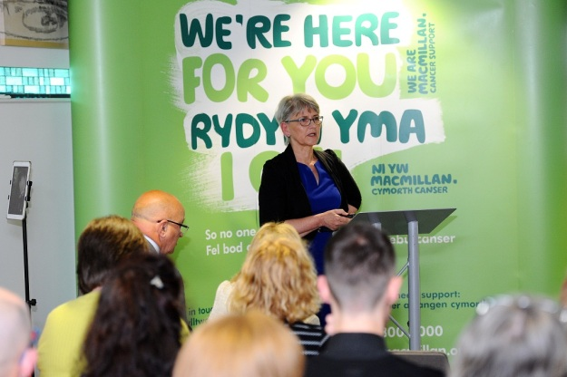 Director of Wales Cancer Network Jane Hanson